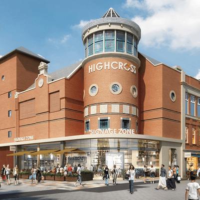 Portfolio - Highcross, Leicester