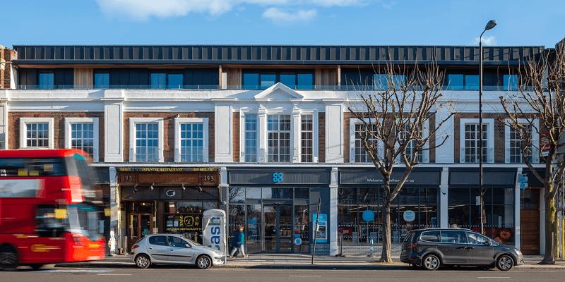 Portfolio - 191-195 Balham High Road, Balham