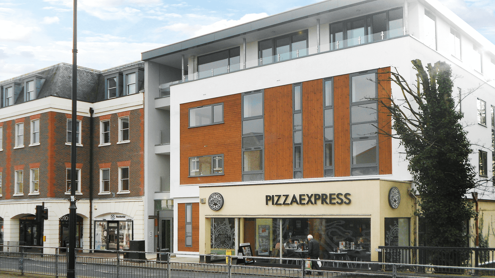 Redeveloped Offices In Staines Upon Thames