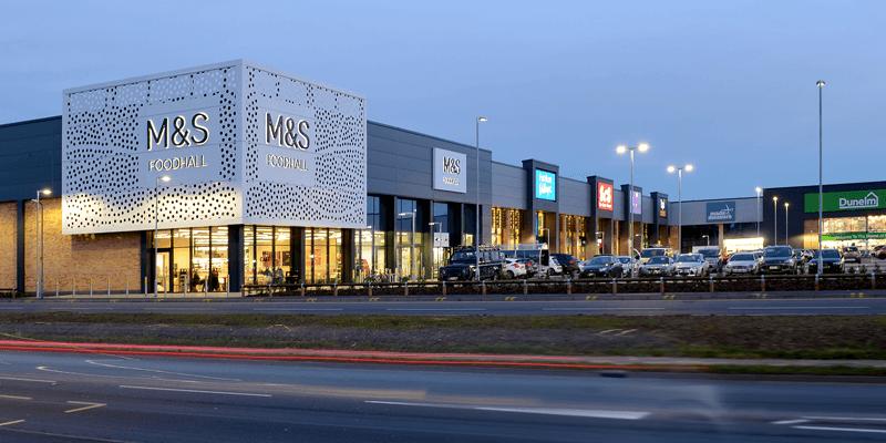 Portfolio - Clock Tower Retail Park, Chelmsford