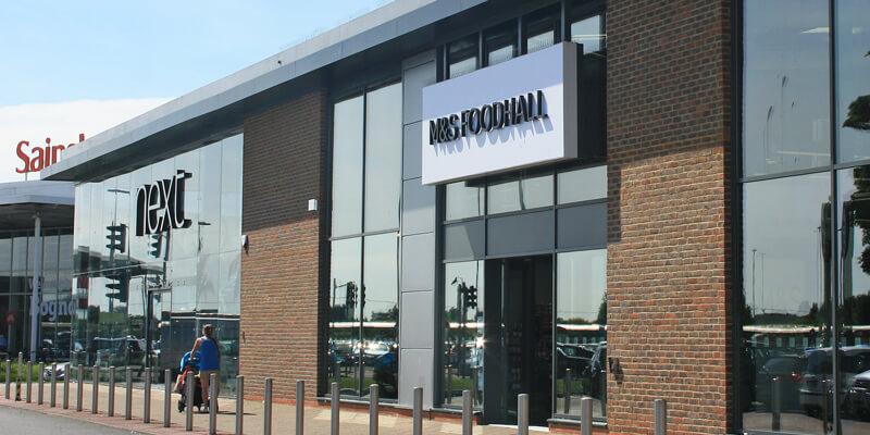 Portfolio - Arun Retail Park, Bognor Regis