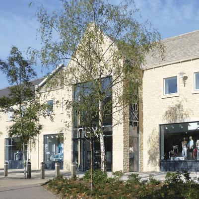 Portfolio - Woolgate Shopping Centre, Witney