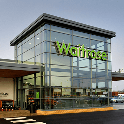 Portfolio - Waitrose, Peterborough