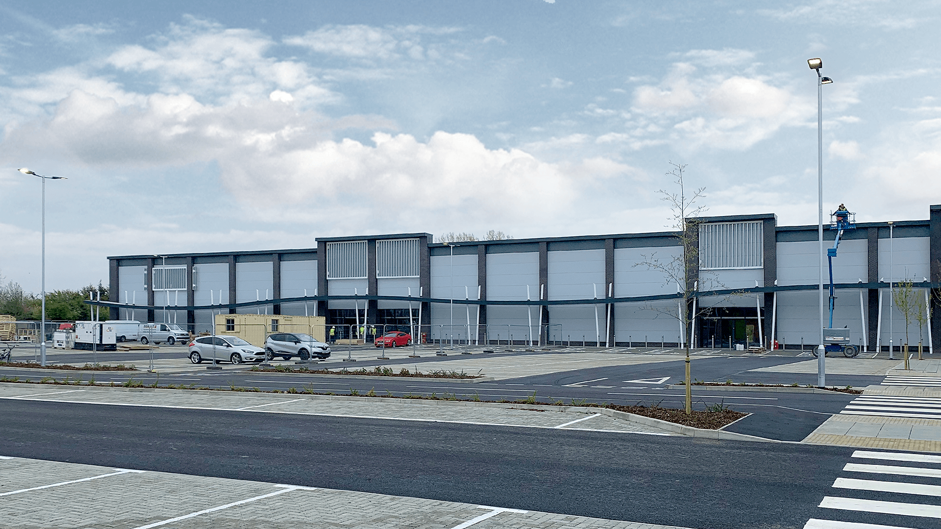 Gateway Retail Park, Lowestoft