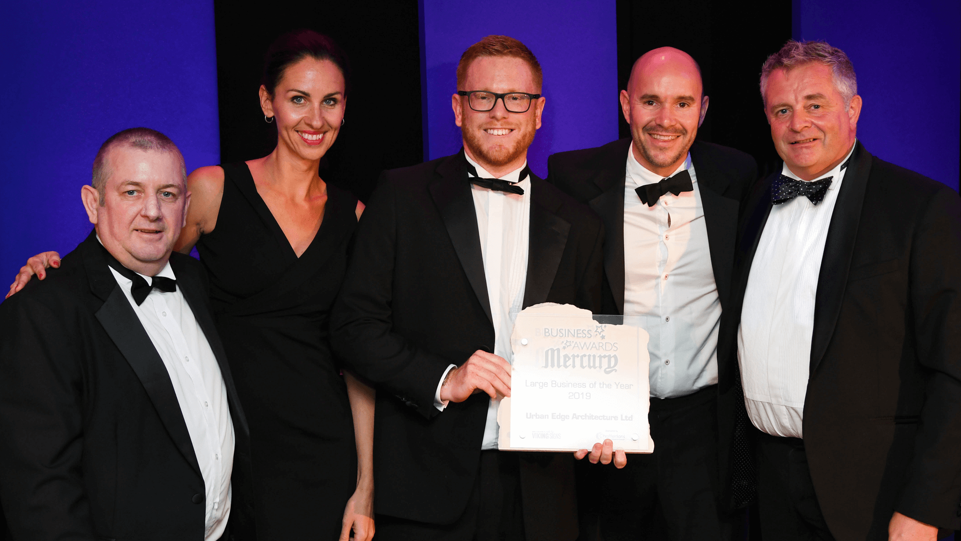 Mercury Business Awards 2019 - Large Business of the Year