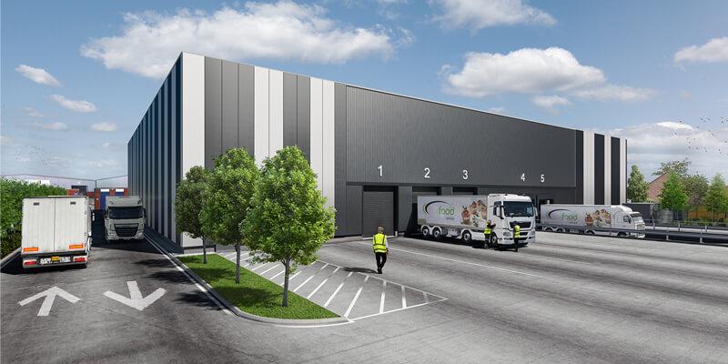 Portfolio Grid - Erdington Industrial Park, Birmingham