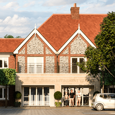 Portfolio - Sonning Common Retirement Community, Oxfordshire