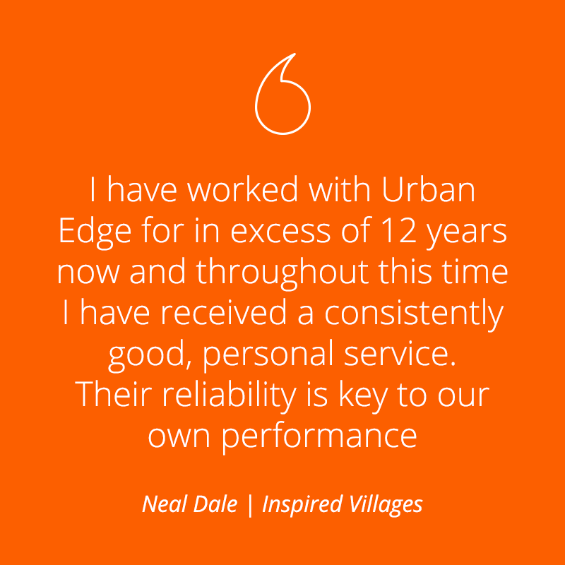 Inspired Villages - Testimonial