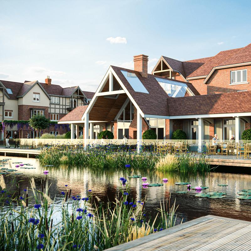 Portfolio - Caddington Retirement Community, Bedfordshire