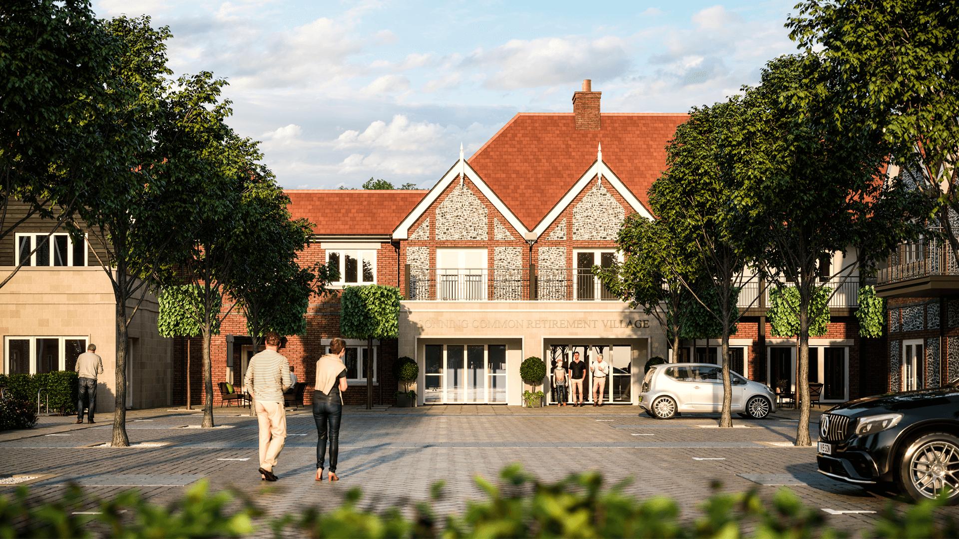 Sonning Common Retirement Community, Oxfordshire